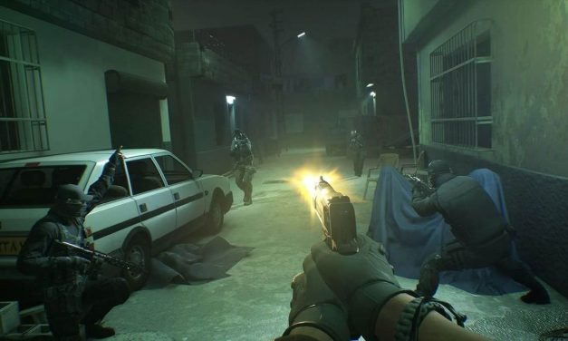 NP: Ya disponible el Modo Temporadas de Firewall Zero Hour para PlayStation VR