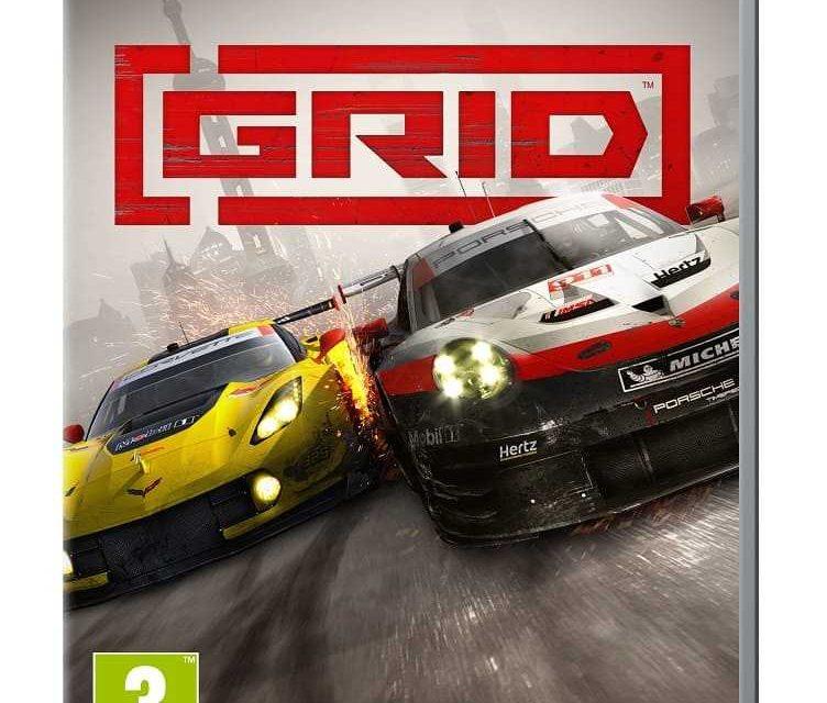 NP: Primer tráiler con imágenes de juego de GRID