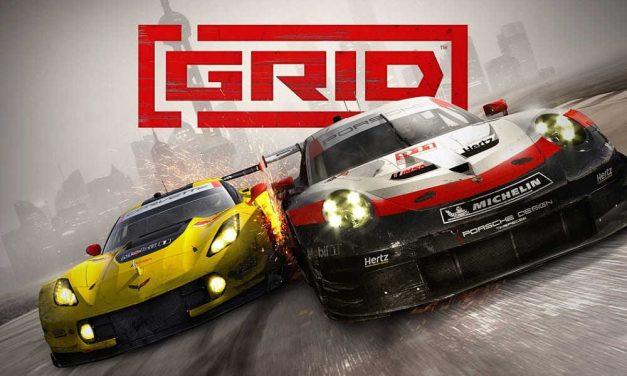 NP: GRID se podrá jugar en Madrid Games Week