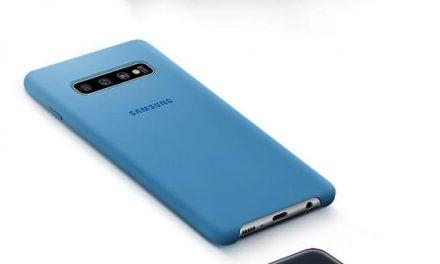 NP: Samsung presenta las innovadoras fundas para la familia Samsung Galaxy S10