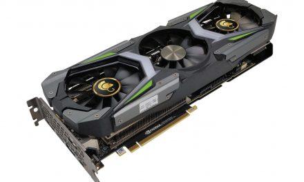 Manli lanza sus nuevas e imponentes GPUs GeForce RTX 2080 y RTX 2080 Ti Gallardo