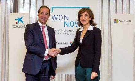 NP: CaixaBank y Microsoft Ibérica galardonarán a las mejores alumnas de grados universitarios técnicos a través de los Premios WONNOW