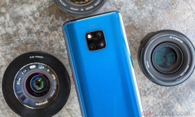 Se filtran los primeros detalles del Huawei Mate 30 Pro