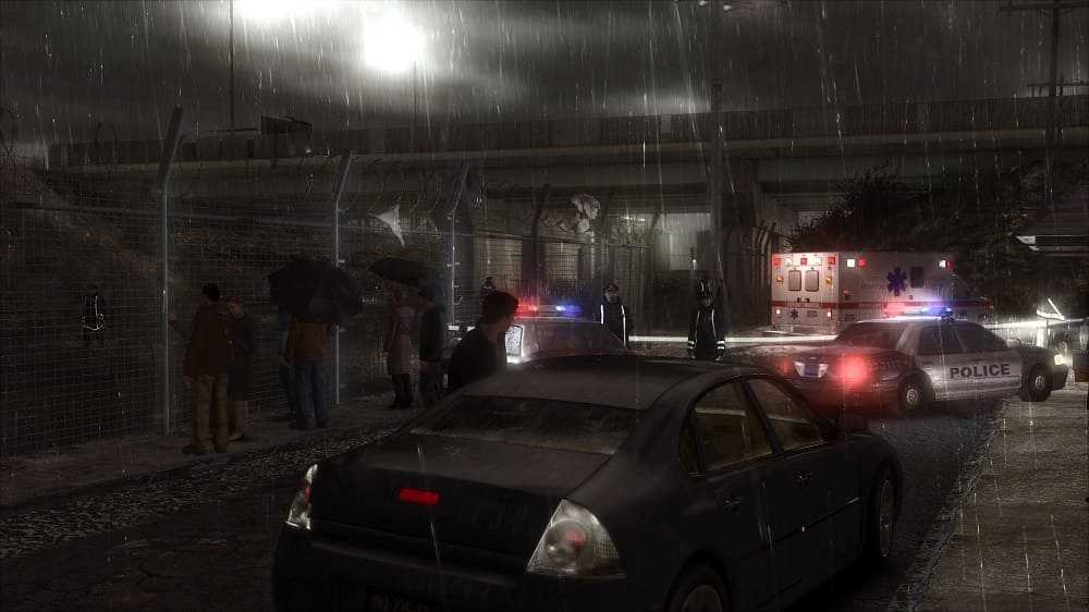 Heavy Rain para PC dispondrá hoy de demo en la Epic Games Store