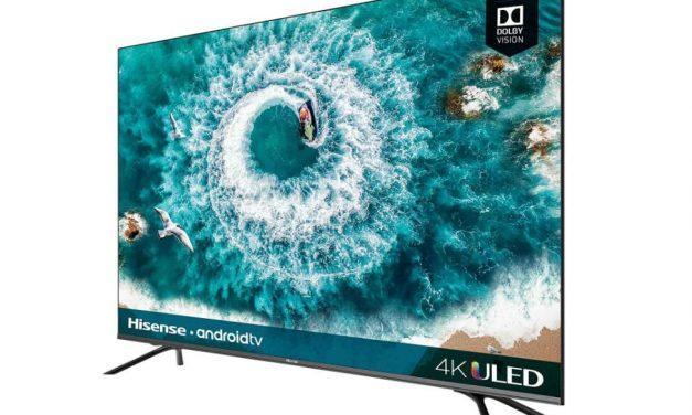 Hisense lanza su nueva gama de televisores ULED 4K 2019 con Android TV
