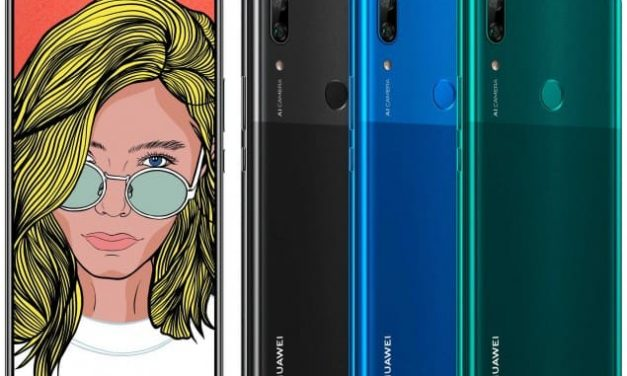 Huawei P Smart Z avistado en Amazon Italia por 279 euros