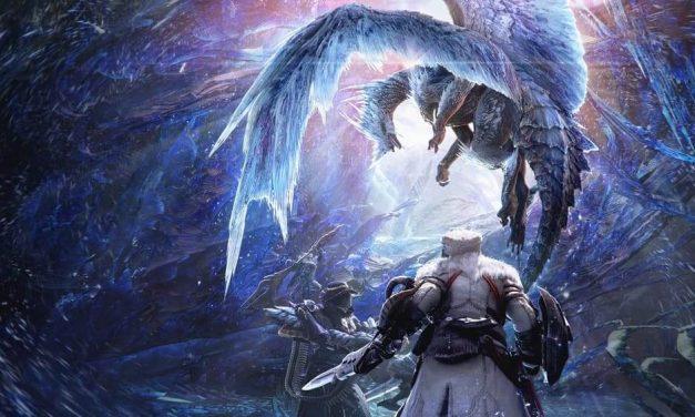 NP: Disponible la primera actualización gratuita de juego de Monster Hunter World: Iceborne