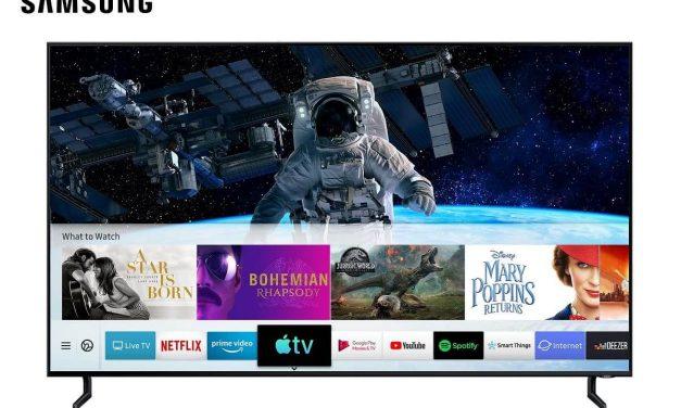 NP: Samsung se convierte en el primer fabricante de televisores en lanzar las aplicaciones Apple TV y AirPlay 2