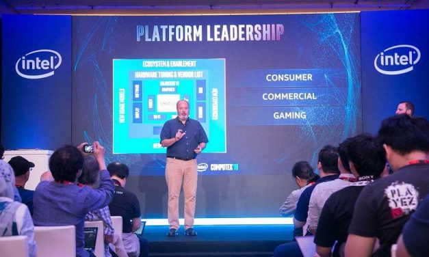NP: Las cinco principales novedades de plataformas Intel que impulsan la siguiente oleada informática
