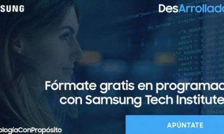 NP: Samsung lanza la segunda edición del programa DesArrolladoras