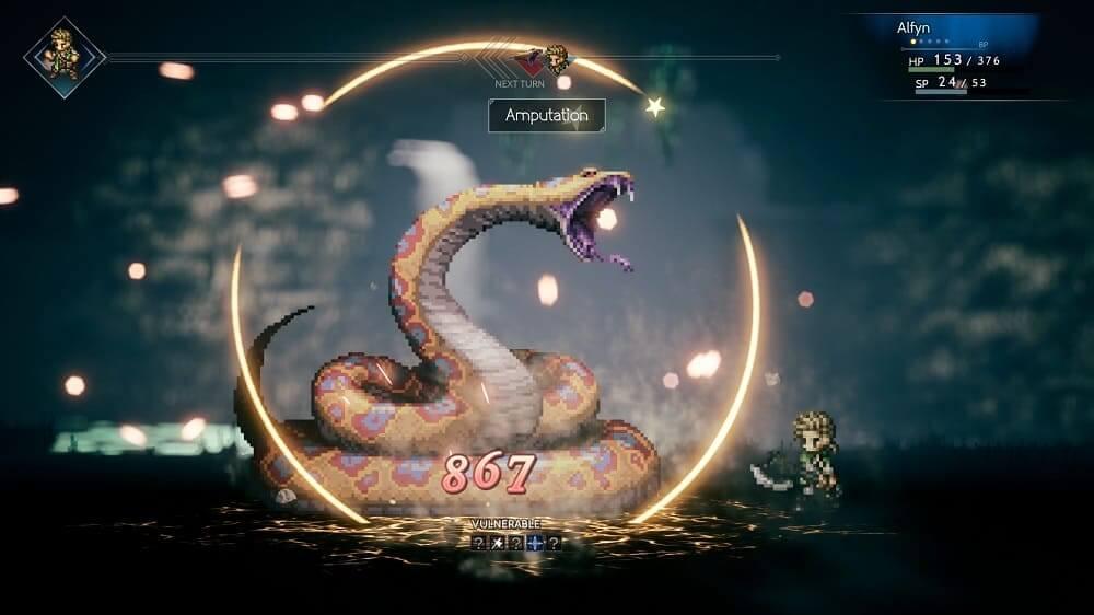 NP: Octopath Traveler ya está disponible en PC