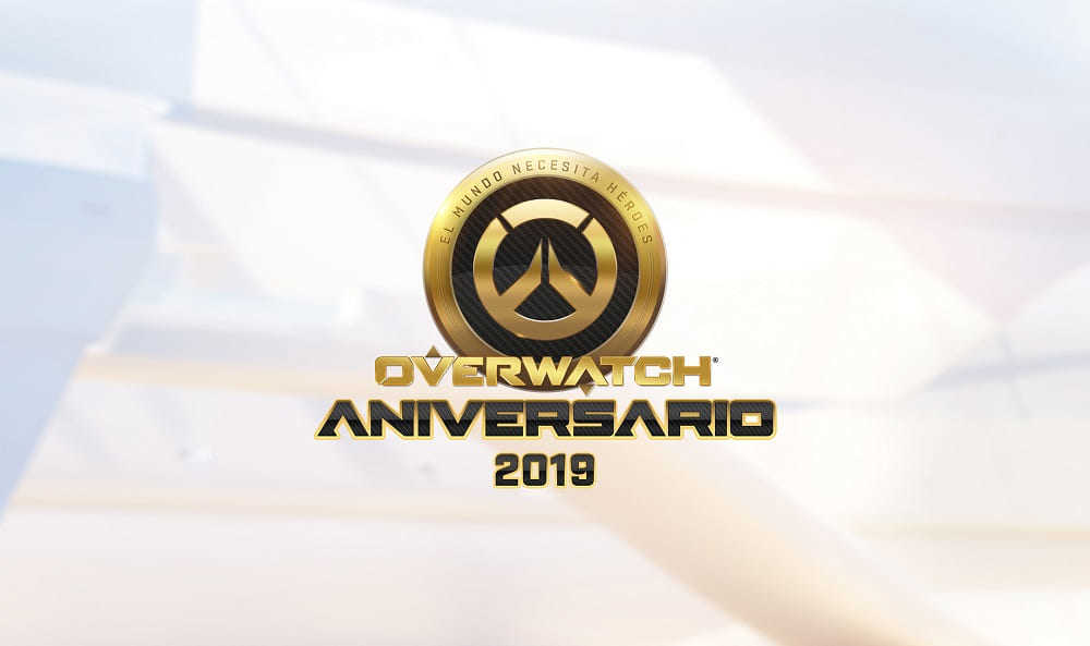 NP: ¡Ya está disponible el evento Aniversario de Overwatch 2019!