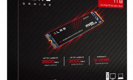 PNY lanza su nueva serie de SSDs XLR8 CS3030