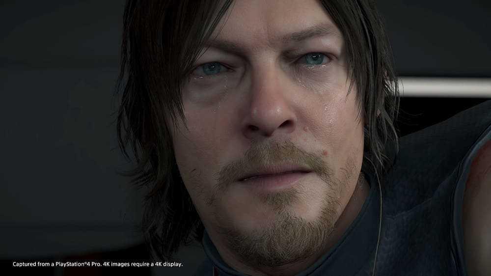 NP: Death Stranding estará disponible el próximo 8 de noviembre para PlayStation 4
