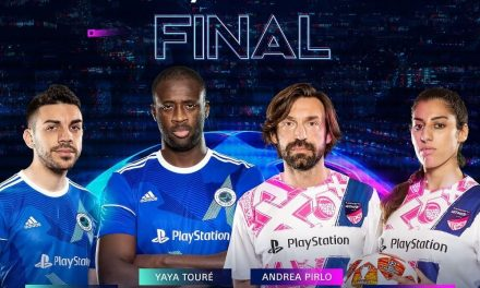 NP: PlayStation anuncia la Final de la UEFA Champions League PlayStation F.C.