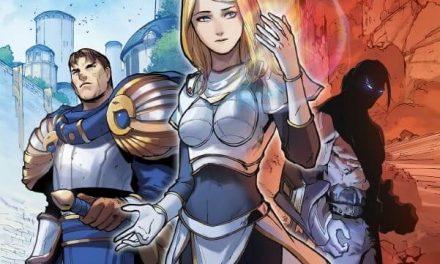NP: Riot Games y Marvel lanzan el primer tomo de Lux