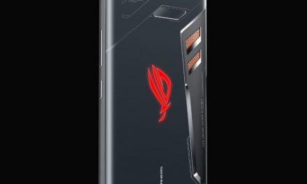 NP: ASUS ROG Phone II utilizará la plataforma Snapdragon 855 Plus Mobile