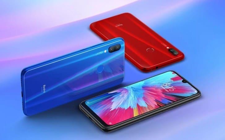 Redmi Note 7S presentado: Snapdragon 660, 4 GB de RAM, 4000 mAh y cámara trasera de 48 MP por 167 euros