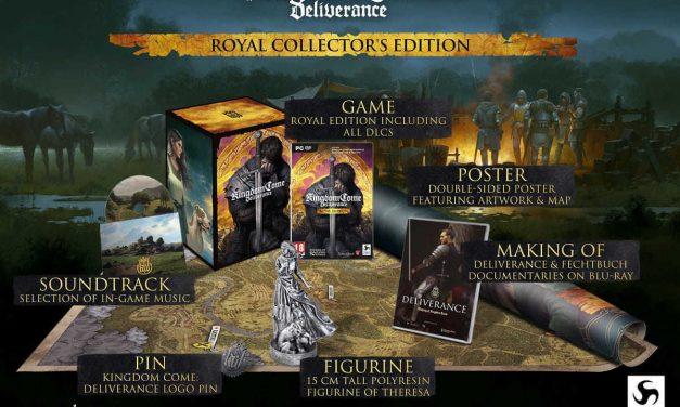NP: Anunciada la Royal Collector's Edition de Kingdom Come: Deliverance