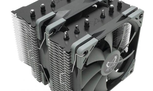 Scythe Fuma 2: Potente disipador de doble radiador