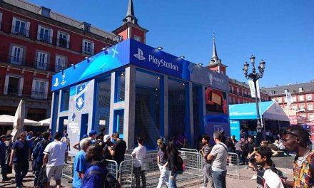 NP: PlayStation celebra la final de la UEFA Champions League con sus fans