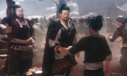 NP: Tráiler de lanzamiento de Total War: Three Kingdoms