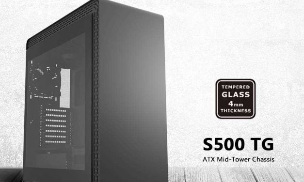 NP: Thermaltake presenta el S Series Steel Tempered Glass Edition Chassis