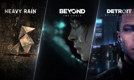 NP: Quantic Dream anuncia las fechas de reserva y lanzamiento de sus juegos en la Epic Games Store
