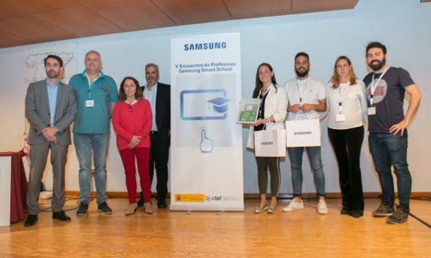 NP: Samsung premia los mejores proyectos escolares de programación y robótica