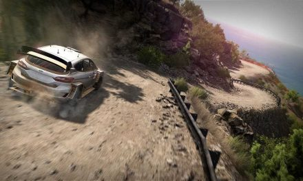 NP: WRC 8 Ya disponible