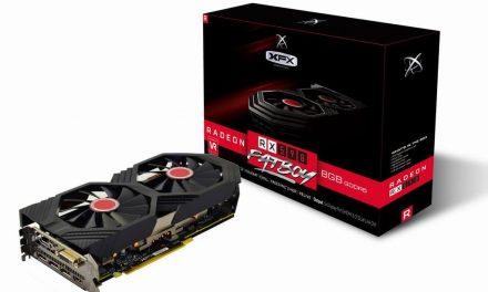 XFX Radeon RX 590 Fatboy más The Division 2 y World War Z por 200 dólares