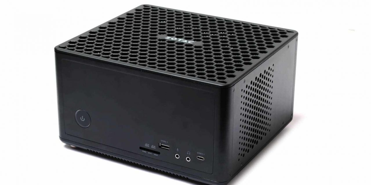 Zotac ZBox QX3P3000 y QX3P5000: Mini PCs con CPUs Intel Xeon y GPUs Nvidia Quadro
