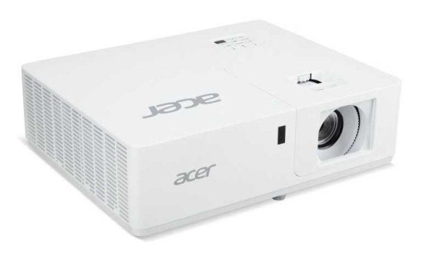 NP: Los nuevos proyectores de Acer: iluminación láser superior para entornos profesionales sin necesidad de mantenimiento