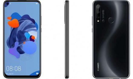 Huawei P20 Lite 2019 se filtró con todo lujo de detalles