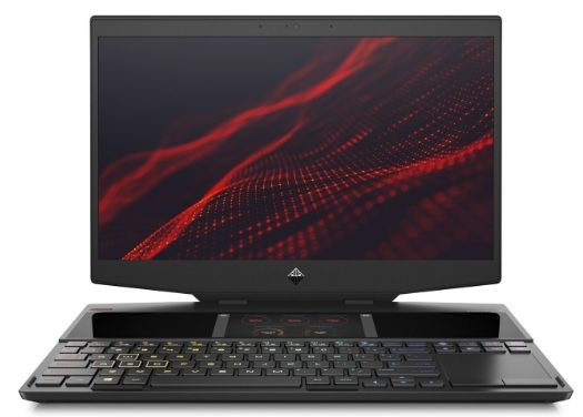HP Omen X 2S, interesante portátil gaming de doble pantalla