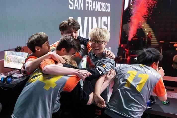 NP: Los San Francisco Shock se imponen en final de la segunda fase de la Overwatch League y los mejores clasificados se reparten 500 000$