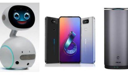 NP: ASUS gana 17 premios de innovación y diseño en Computex 2019