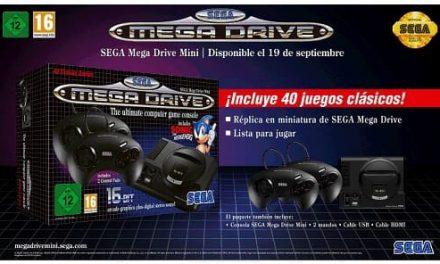 NP: Completado el listado de clásicos de SEGA Mega Drive Mini con dos sorpresas de última hora