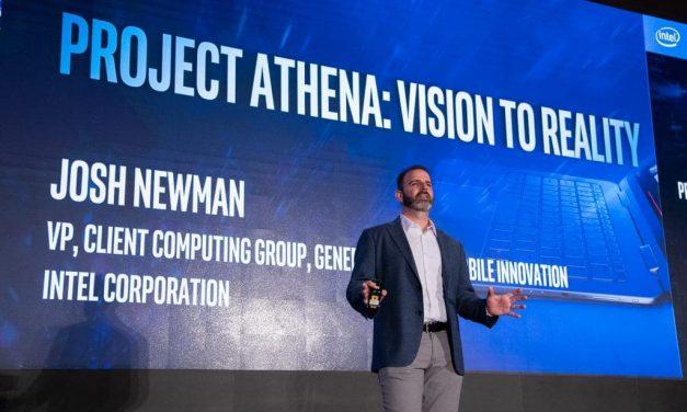 NP: Intel da a conocer los Project Athena Open Labs y amplía la integración del ecosistema para optimizar los componentes para portátiles