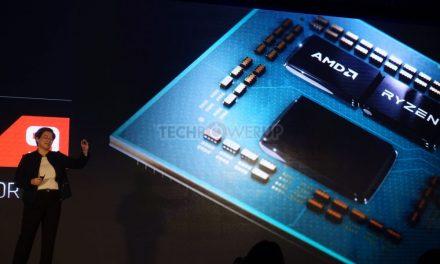 AMD anuncia sus nuevos Ryzen 3000