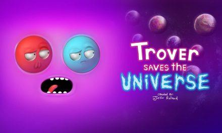 NP: El alocado Trover Saves the Universe aterriza en PlayStation