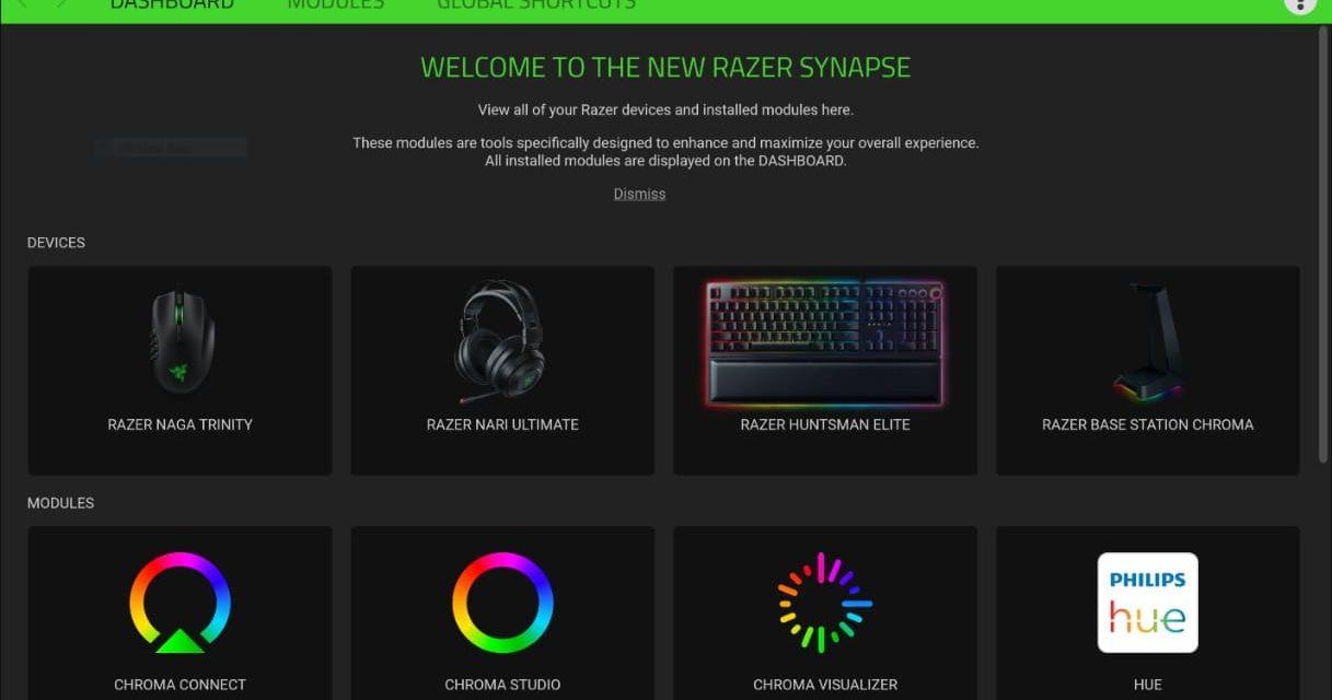 NP: Razer proporciona mayor privacidad para los usuarios de Razer Synapse 3