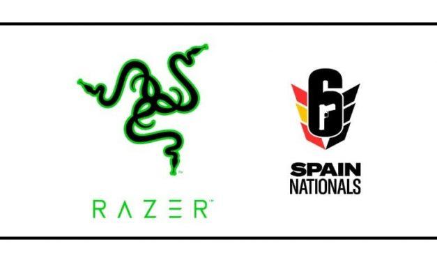 NP: Razer y Ubisoft España firman un acuerdo de colaboración para la R6 Spain Nationals