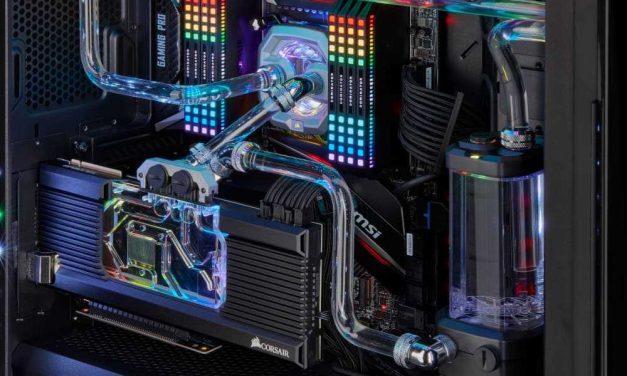 NP: Presentamos CORSAIR Hydro X Series: porque los mejores ordenadores merecen la mejor refrigeración