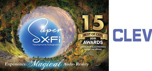 NP: Creative anuncia la integración de la tecnología Super X-Fi en los portátiles OEM de Clevo