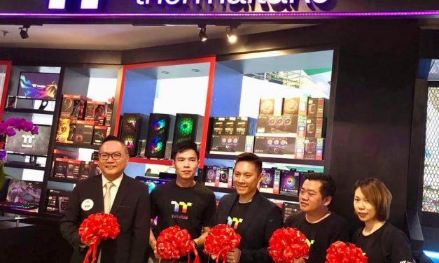 NP: Gran inauguración de Thermaltake TT Concept Store en Malasia
