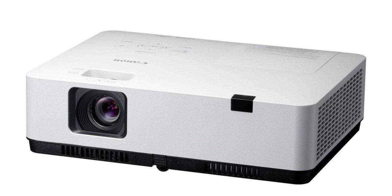 NP: Canon anuncia la ampliación de su gama de proyectores portátiles, con tres nuevos proyectores con lámpara de larga duración