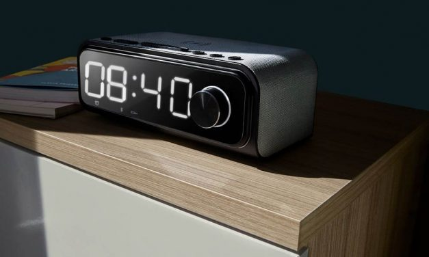 NP: Clock Speaker 4 Wireless Charge de Energy Sistem, el altavoz perfecto para la mesilla de noche
