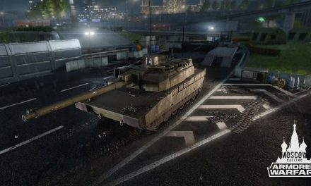 "NP: ""Moscow Calling"" ya está disponible en Armored Warfare"
