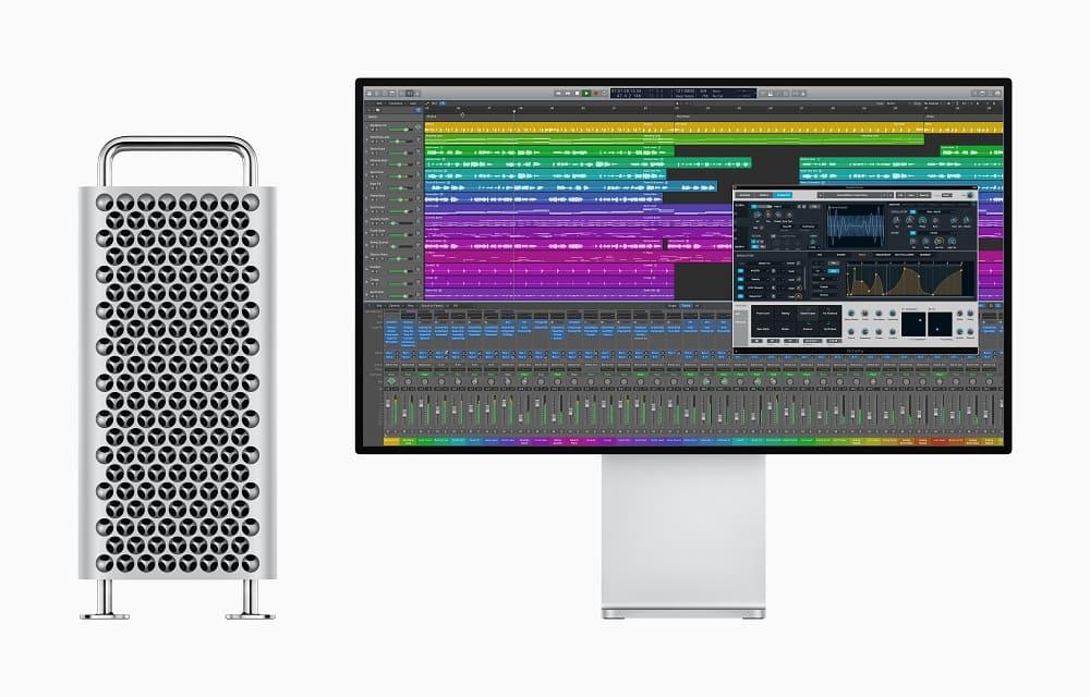 NP: La actualización de Logic Pro X aprovecha la increíble potencia del nuevo Mac Pro